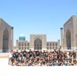 Expedición Tahina-Can 2015: Uzbekistán