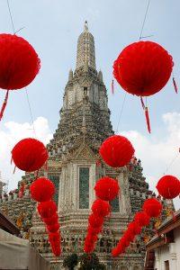 Templo Aurora, Tailandia. Fotografía: Mireia Sanz. Texto: Margarita T. Pouso