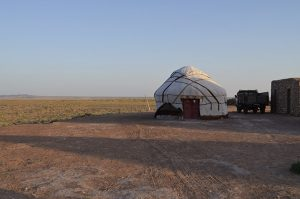 Yurta, Uzbekistán. Texto y fotografía: Margarita T. Pouso