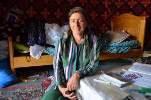 Rano Opa Yakubova, Uzbekistán. Texto y fotografía: Margarita T. Pouso
