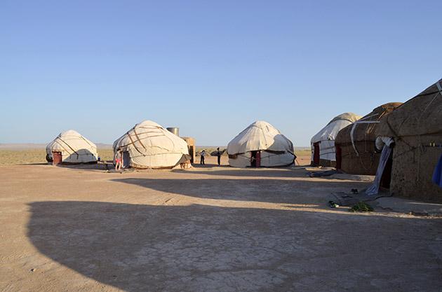 Yurtas, Uzbekistán. Texto y fotografía: Margarita T. Pouso