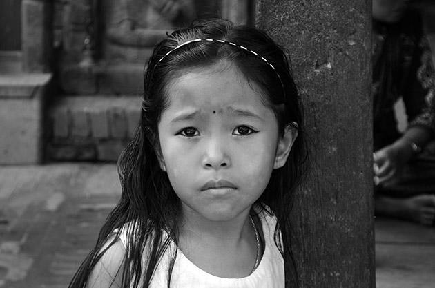 Ojos que ven. Bhaktapur, 2016. Fuente: www.ritapouso.com
