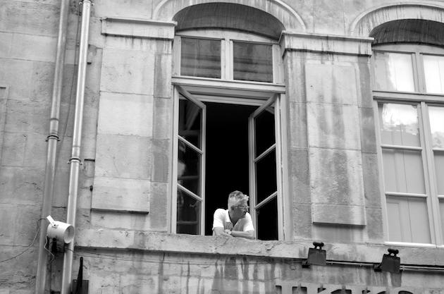 Abriendo ventanas, cerrando heridas. Besançon, 2018. Fuente: www.ritapouso.com